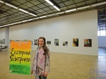 Solo painting exhibition in the Central House of Artists in Moscow